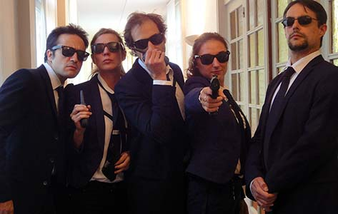 Devenez agents secrets